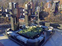 Пам'ятники з хрестом фото (8)