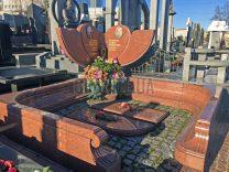 Пам'ятники з серцем фото (2)