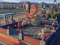 Пам'ятники з серцем фото (3)