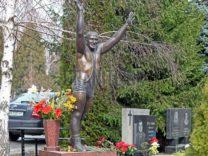 Бронзові скульптури фото (13)