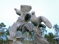 Гранітні скульптури фото (34)