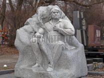 Гранітні скульптури фото (6)