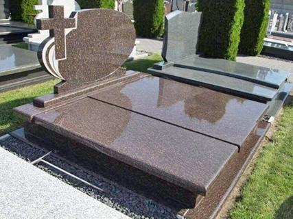 Монтаж надгробків