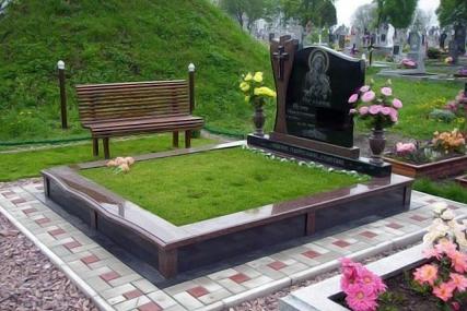 Облаштована могила