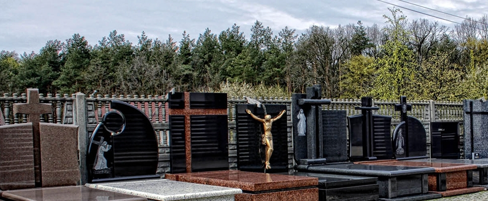Технологія виробництва надгробків
