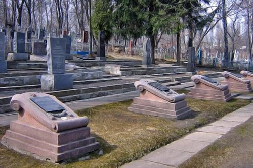 Куренівське кладовище пам'ятники
