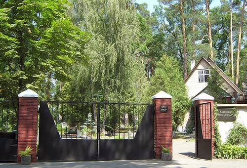 Пуща-Водицьке кладовище