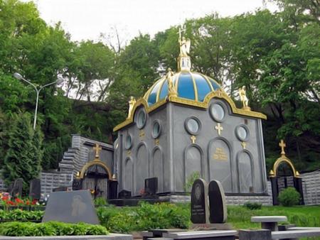 Звіринецьке кладовище